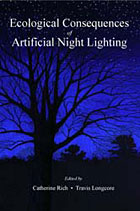 Buch: Ecological Consequences of artificial night lighting