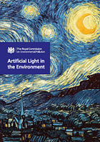 Royal Commission on Environmental Pollution - Artificial Light in the Environment